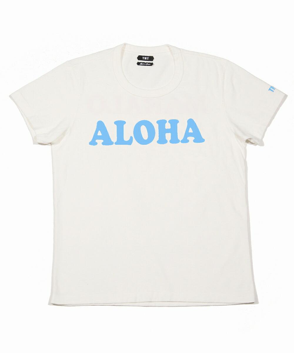 【TMT(ティーエムティー)】S-SL RAFI JERSEY(ALOHA MAHALO) Tシャツ(TCS-S20SP07)