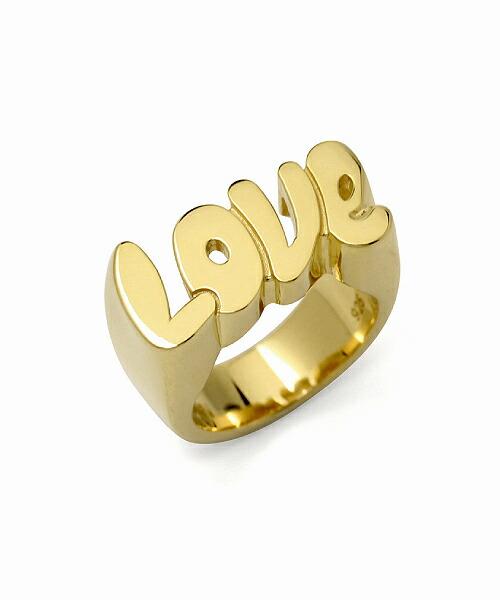【IVXLCDM(アイブイエックスエルシーディーエム)】BEDWIN×IVXLCDM LOVE RING 指輪(IVX-BW003)