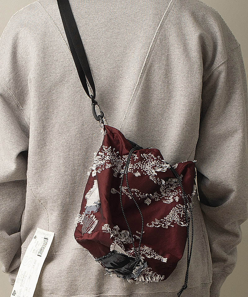 【SEVESKIG(セヴシグ)】IAMWHOIAM KINCHACK BAG バッグ(AC-SV-NIS-1008)