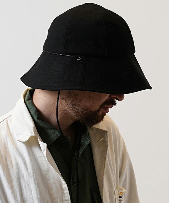 【Mighty Shine】DOWN BRIM SLIT HAT ハット(1211011)