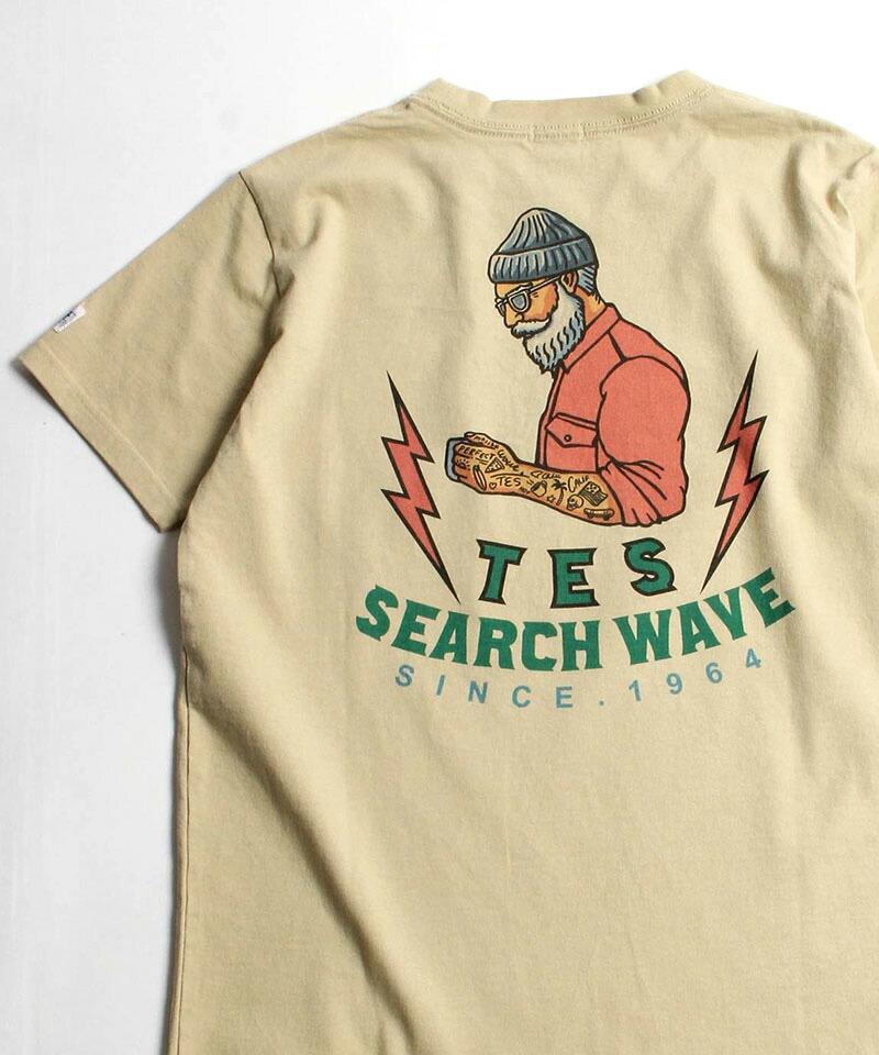 【The Endless Summer(ザエンドレスサマー)】HURRICANE TEE Tシャツ(0574333)