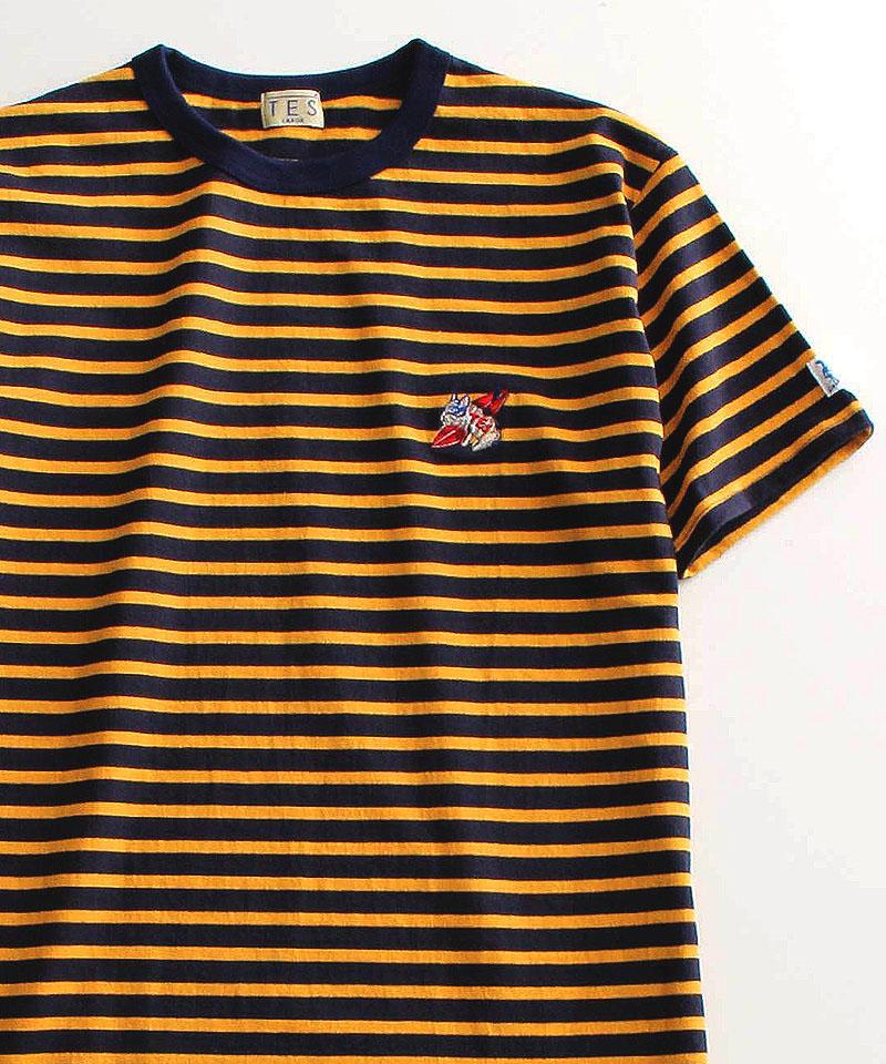 【The Endless Summer(ザエンドレスサマー)】BUHI ボーダーSST Tシャツ(1574305)