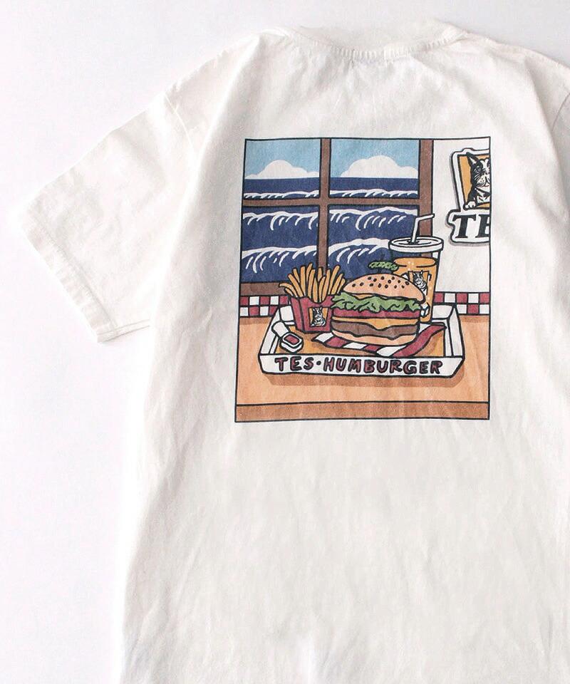 【The Endless Summer(ザエンドレスサマー)】BURGER TEE Tシャツ(1574325)