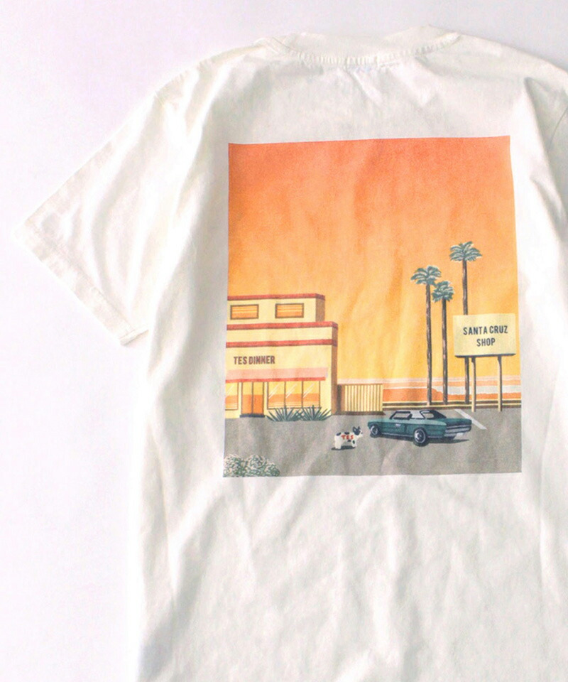 【The Endless Summer(ザエンドレスサマー)】MOTEL SURF TEE Tシャツ(1574329)