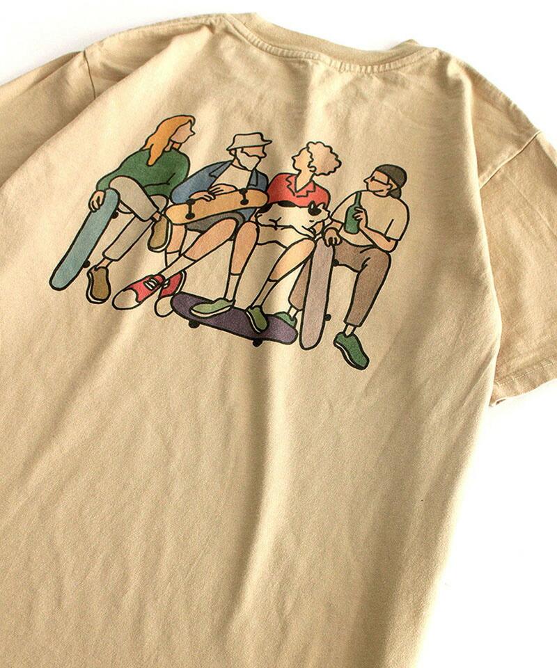 【The Endless Summer(ザエンドレスサマー)】MOTEL PUTS SURF BOY Tシャツ(1574331)