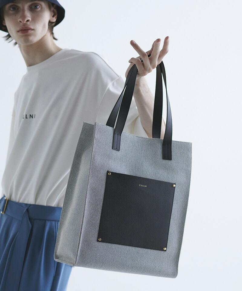 【CULLNI(クルニ)】トートバック(BG-007)