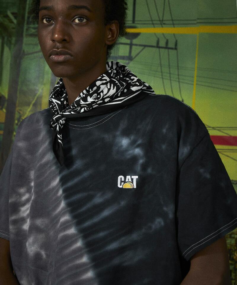 【AlexanderLeeChang】TACOCAT TIEDYE T Tシャツ(AC-012106)