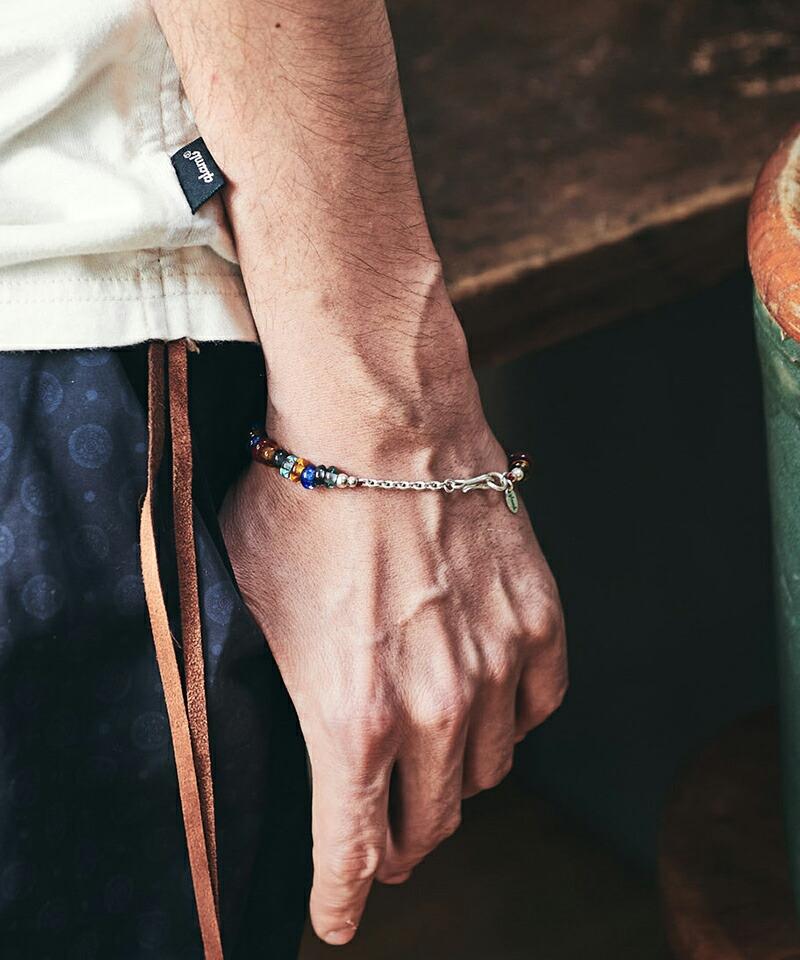 【glamb(グラム)】Color beads bracelet カラービーズブレスレット(GB0221-AC10)