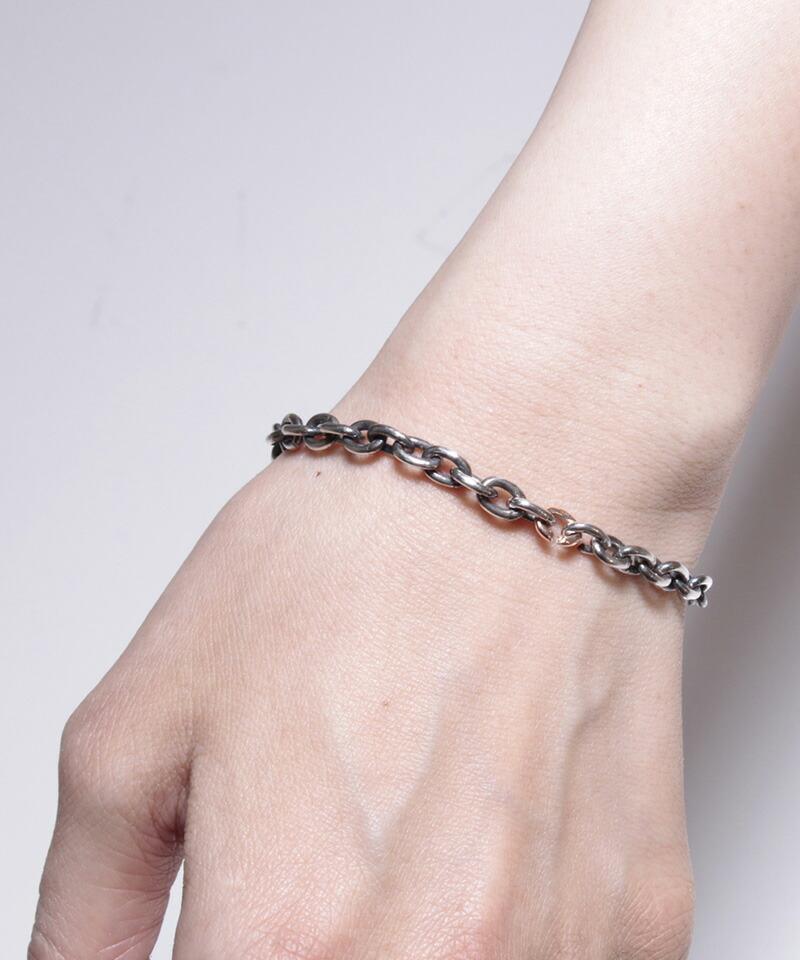 【VIVIFY(ビビファイ)】 Seamless ChainBracelet `k10 ブレスレット(VFB-171)