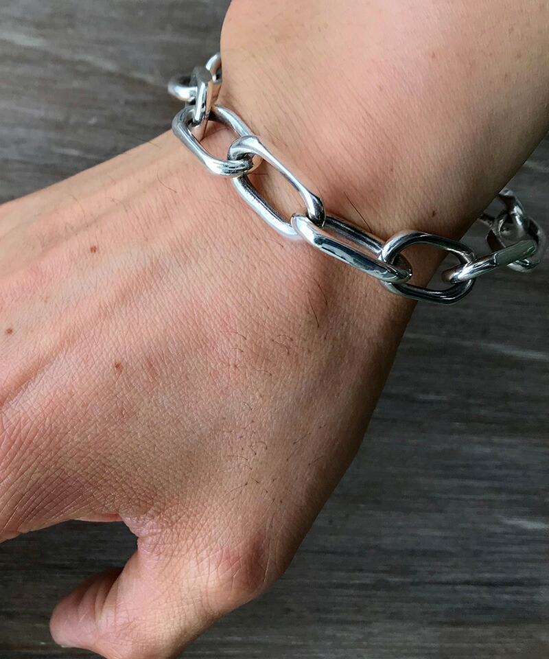 【VIVIFY(ビビファイ)】 Some ways Heavy Chain Blacelet ブレスレット(VFB-175)