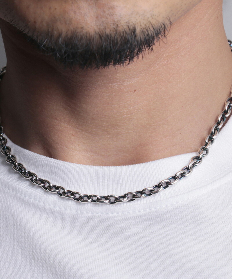 【VIVIFY(ビビファイ)】 Seamless ChainNecklace`k10 ネックレス(VFN-308)