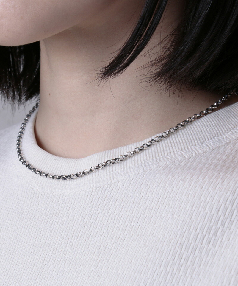 【VIVIFY(ビビファイ)】For LADIES Half Round Chain Necklace ネックレス(VFCL-003)