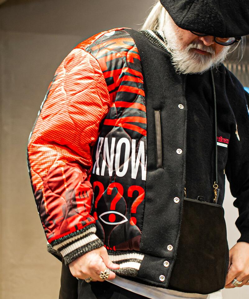 【SEVESKIG(セヴシグ)】Beaver Award jacket ジャケットJK-SV-IA-1008