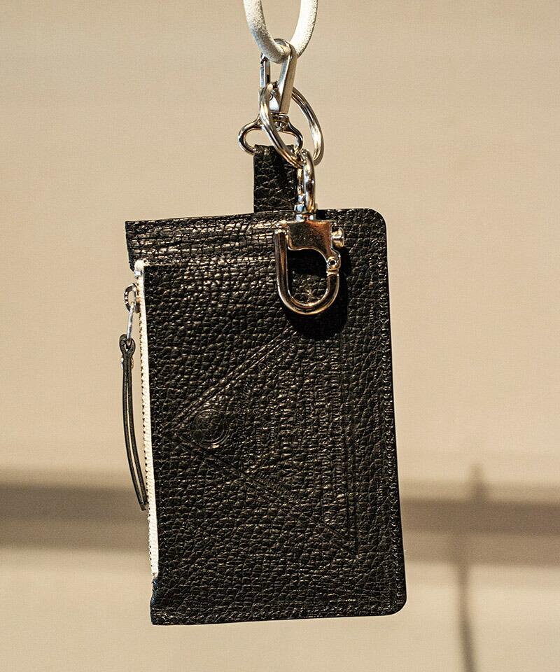 【SEVESKIG(セヴシグ)】Wild bear Card coin case カードコインケース(AC-SV-SP-1007)