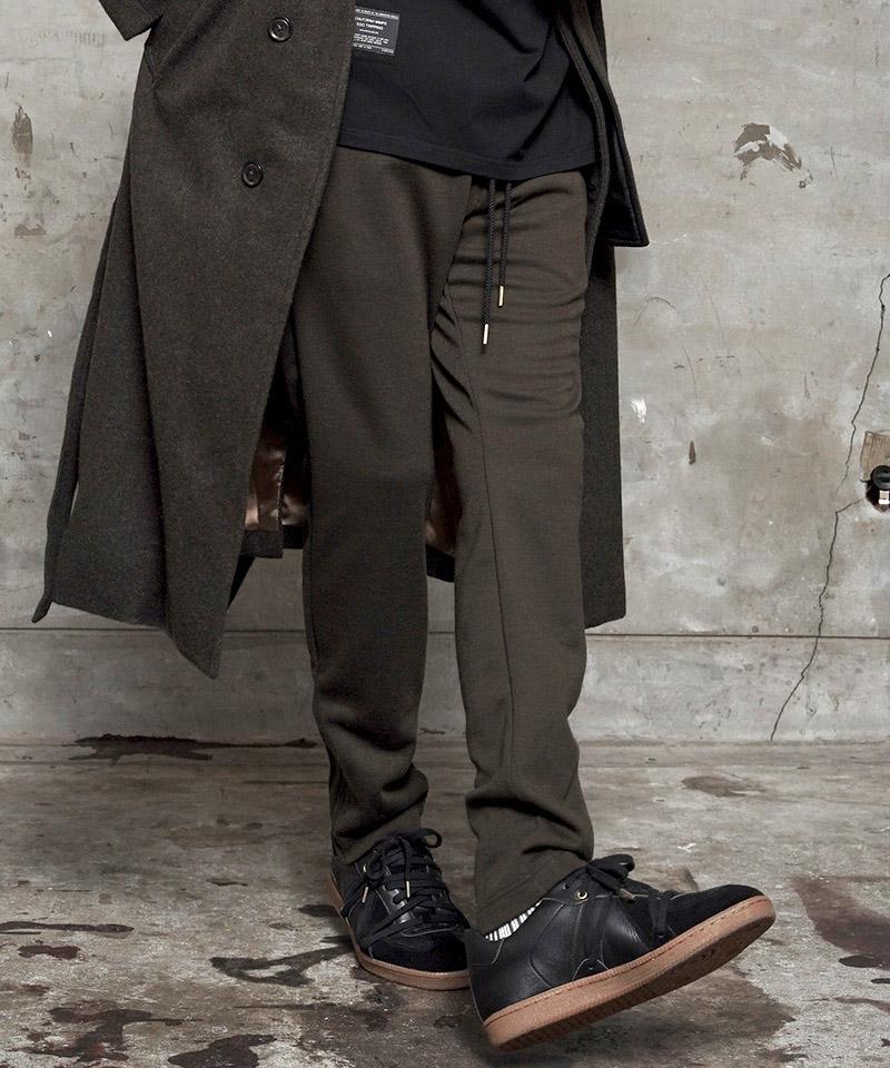 【EGO TRIPPING(エゴトリッピング)】CROSS THERMO PANTS パンツ(623900)