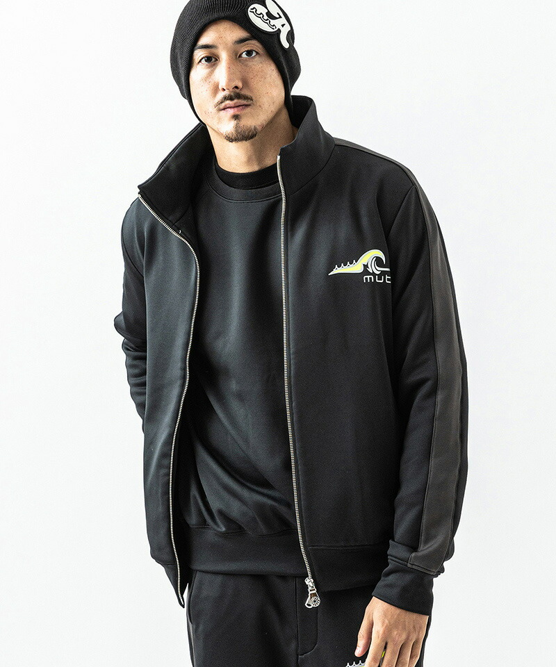 【ACANTHUS(アカンサス)】xmuta Stretch Jersey Brushed Track Jacket ジャケット(MA2117)
