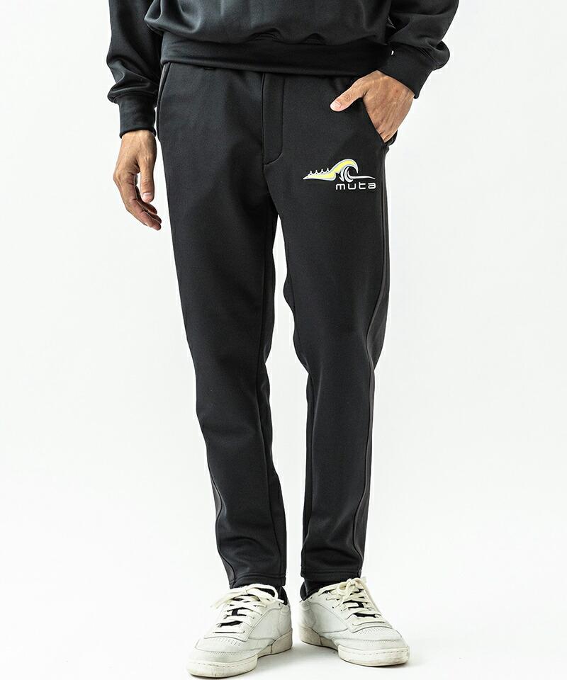 【ACANTHUS(アカンサス)】xmuta Stretch Jersey Brushed Track Pants パンツ(MA2118)