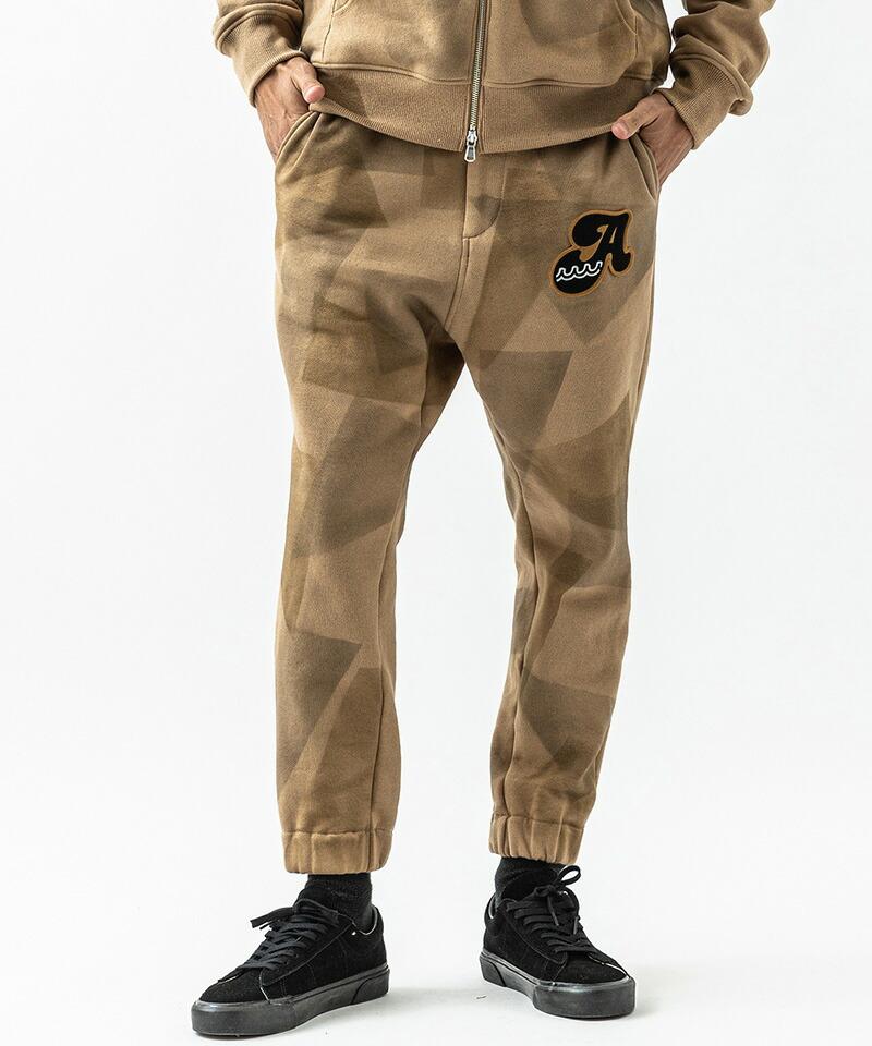 【ACANTHUS(アカンサス)】muta GeometricSweat Warm Up Pants パンツ(MA2122)