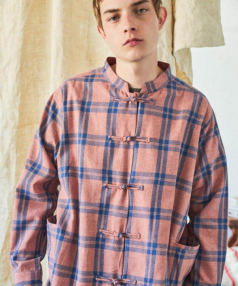 【AlexanderLeeChang】SEO-L CHINA SHIRTS チャイナシャツ(AC-022103)