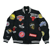 Supreme  NBA Warm-UP Jacke
