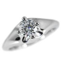 コロナ ダイヤモンドリング 0.50ct