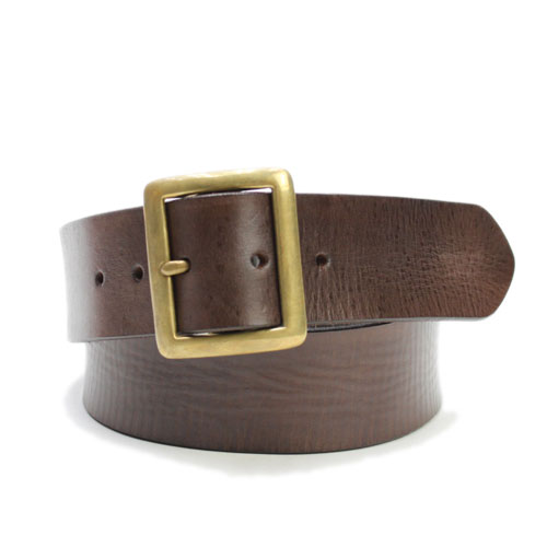Rhino Store Quot Old York Quot Leather Belt Quot Garrison Belt Quot Brown