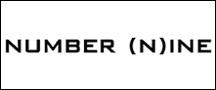 NUMBER (N)INE【ナンバーナイン9】