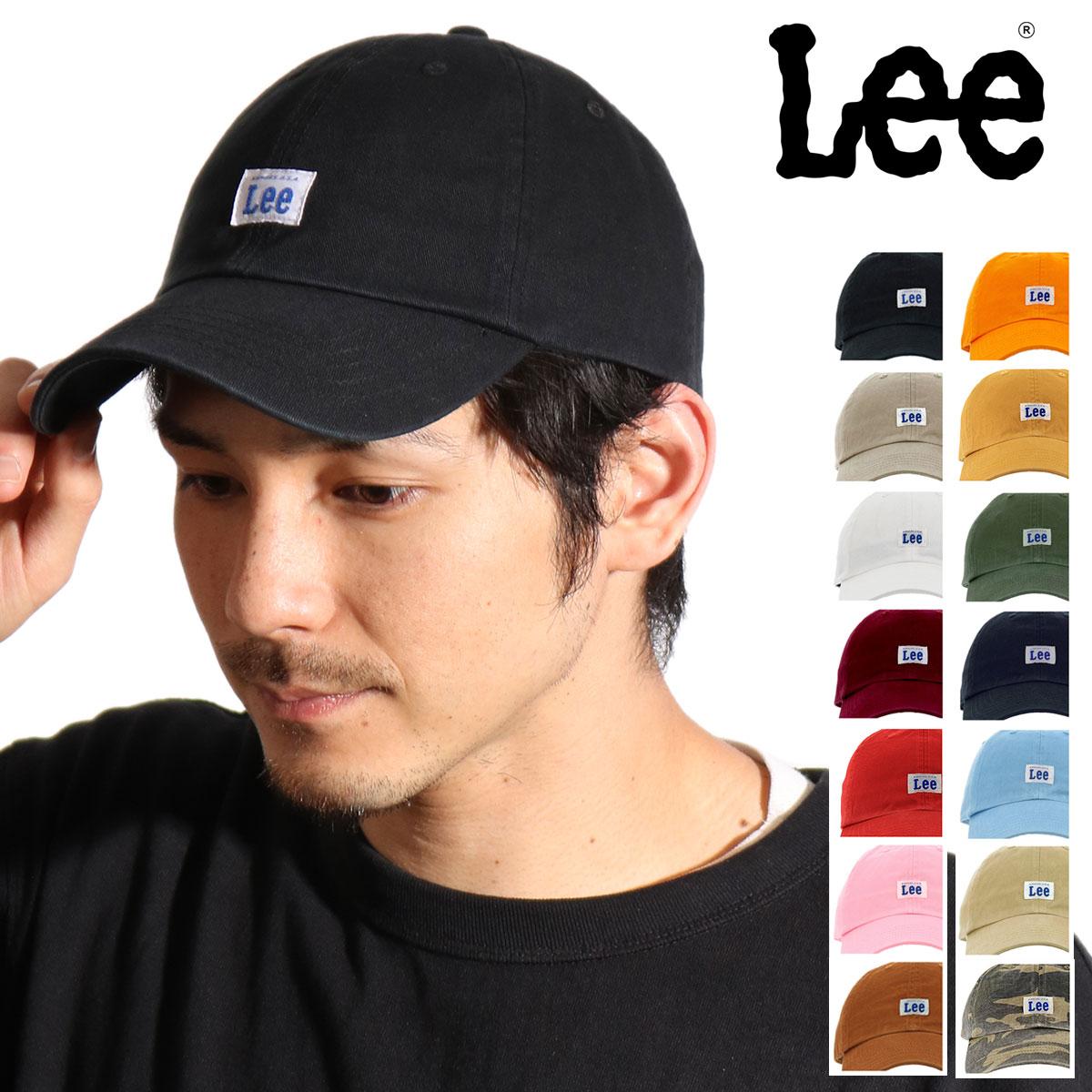 Lee キャップ