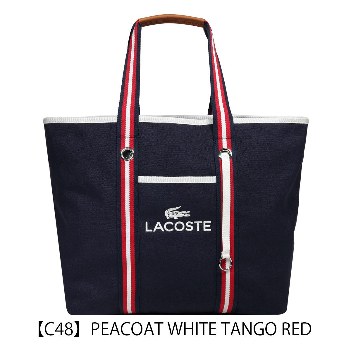 【C48】PEACOAT WHITE TANGO RED