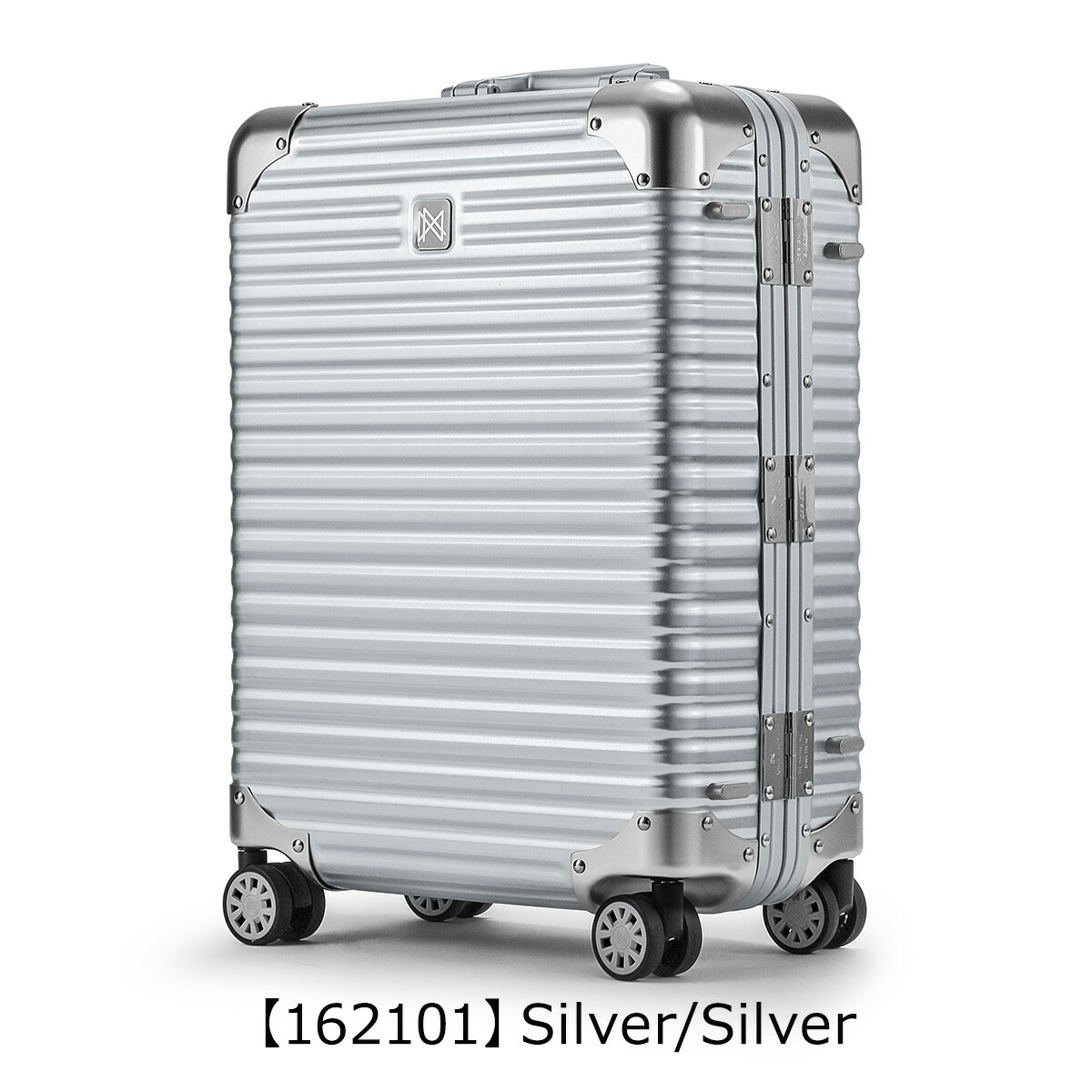 【162101】Silver/Silver