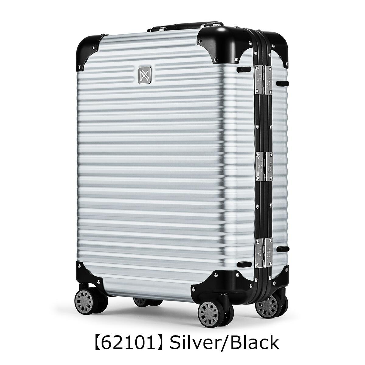 【62101】Silver/Black