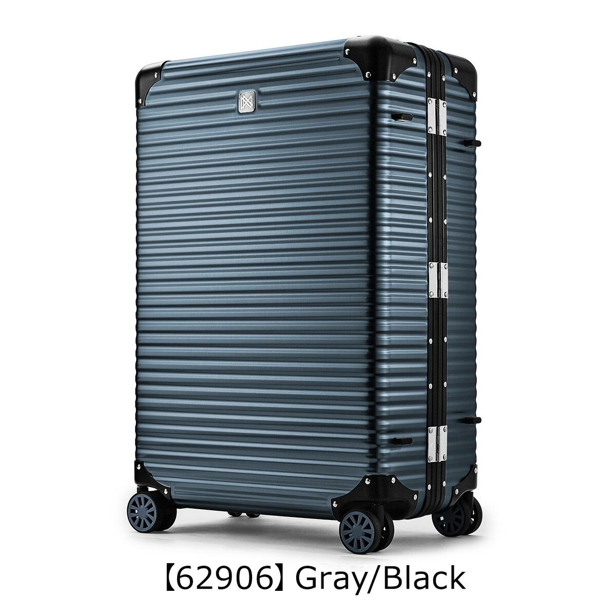 【62906】Gray/Black