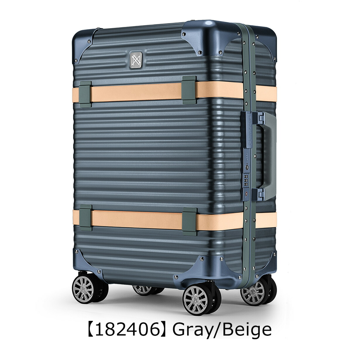 【182106】Gray/Beige