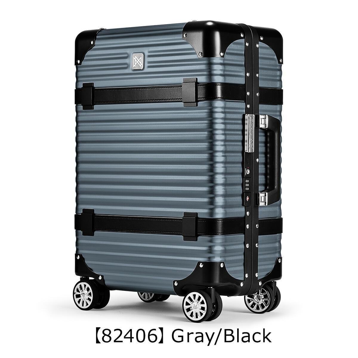 【82106】Gray/Black