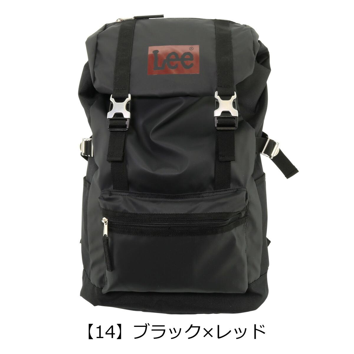 【14】ブラック/レッド