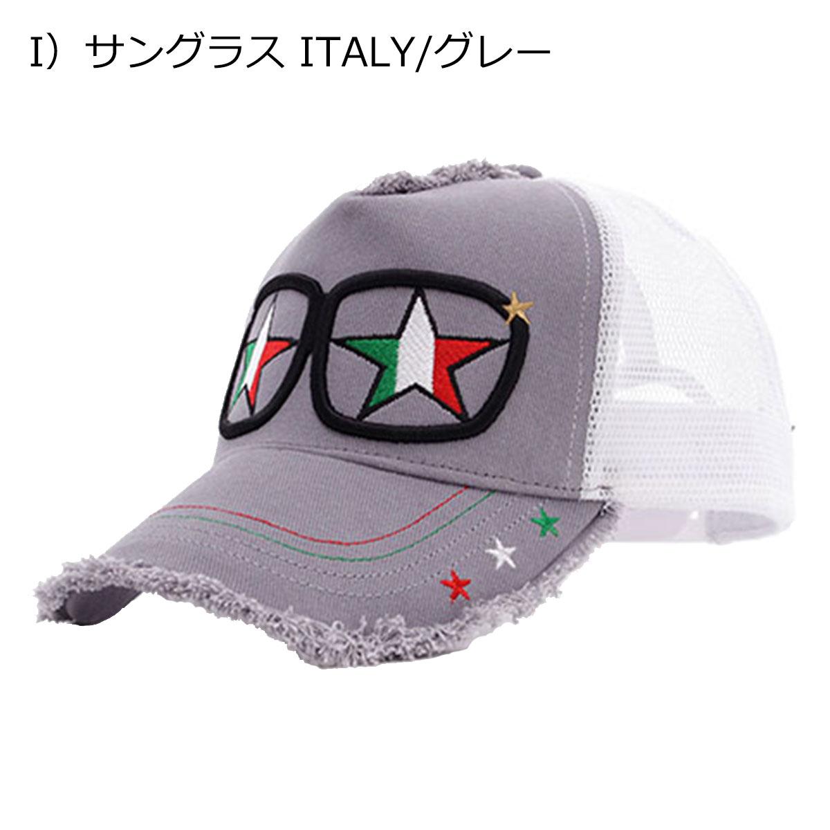 I)サングラス ITALY/グレー