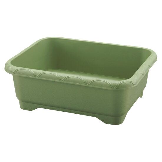 緑のやさいプランター50型 グリーン(GR)