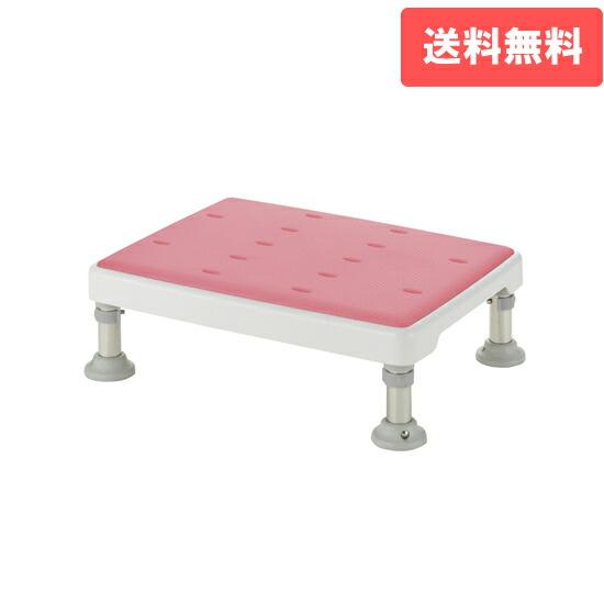 浴そう台高さ調節付 やわらか L型 ピンク(P)