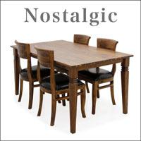 ダイニングテーブルセット ダイニングセット 4人掛け 5点セット 150 150×90 長方形 北欧 クラシカル モダン レトロ ヴィンテージ クラシック アンティーク