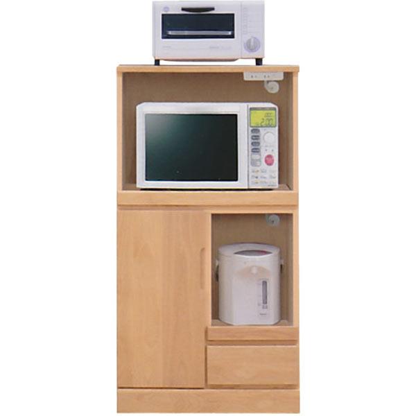 レンジ台 レンジボード 幅60cm キッチン収納 シンプル モダン 北欧 木製 完成品 日本製 送料無料