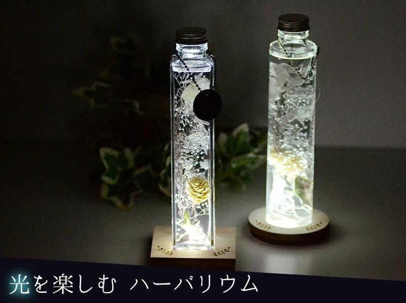 別売りの光るコースターを使用した際のイメージ画像