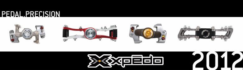 XPEDO エクスペド クールデザインのサイクルペダル