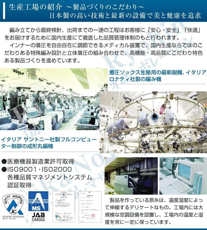 生産工場の紹介