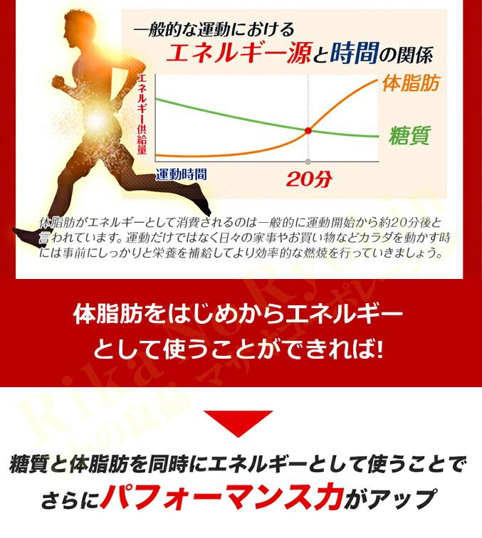 一般的名運動におけるエネルギー源と時間の関係
