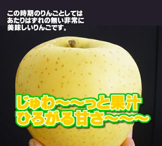 あたり外れの無い美味しいりんご
