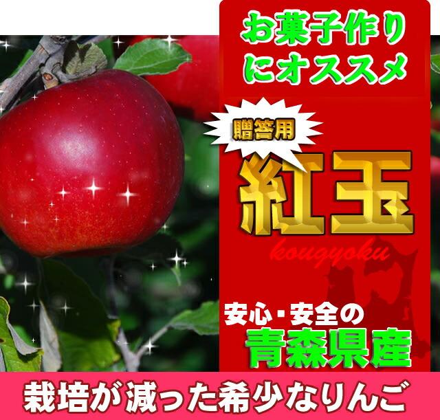 お菓子作り・酸味の強いリンゴが好きな方へ