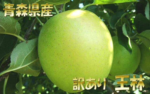 青森県産【訳あり】王林