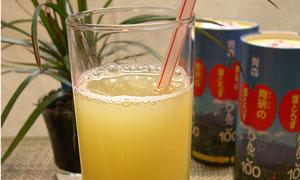 【青森県産】葉とらずりんご100%使用ジュース