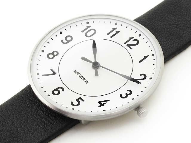 アルネ ヤコブセン 腕時計 ステーション