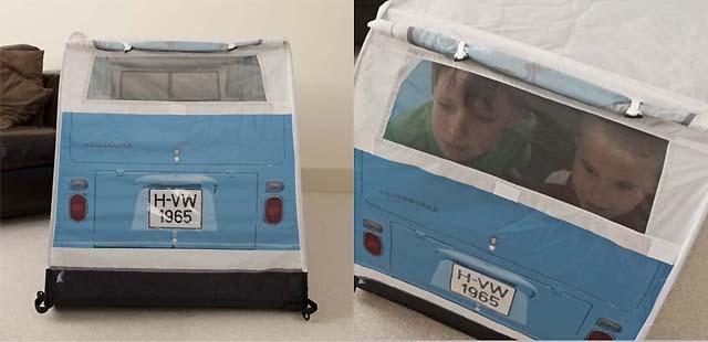 Volkswagen TYPE2 リアー ウィンドウ
